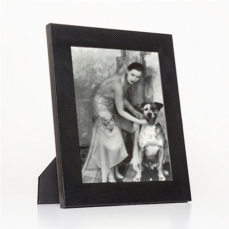 The Carbon Fiber Picture Frame