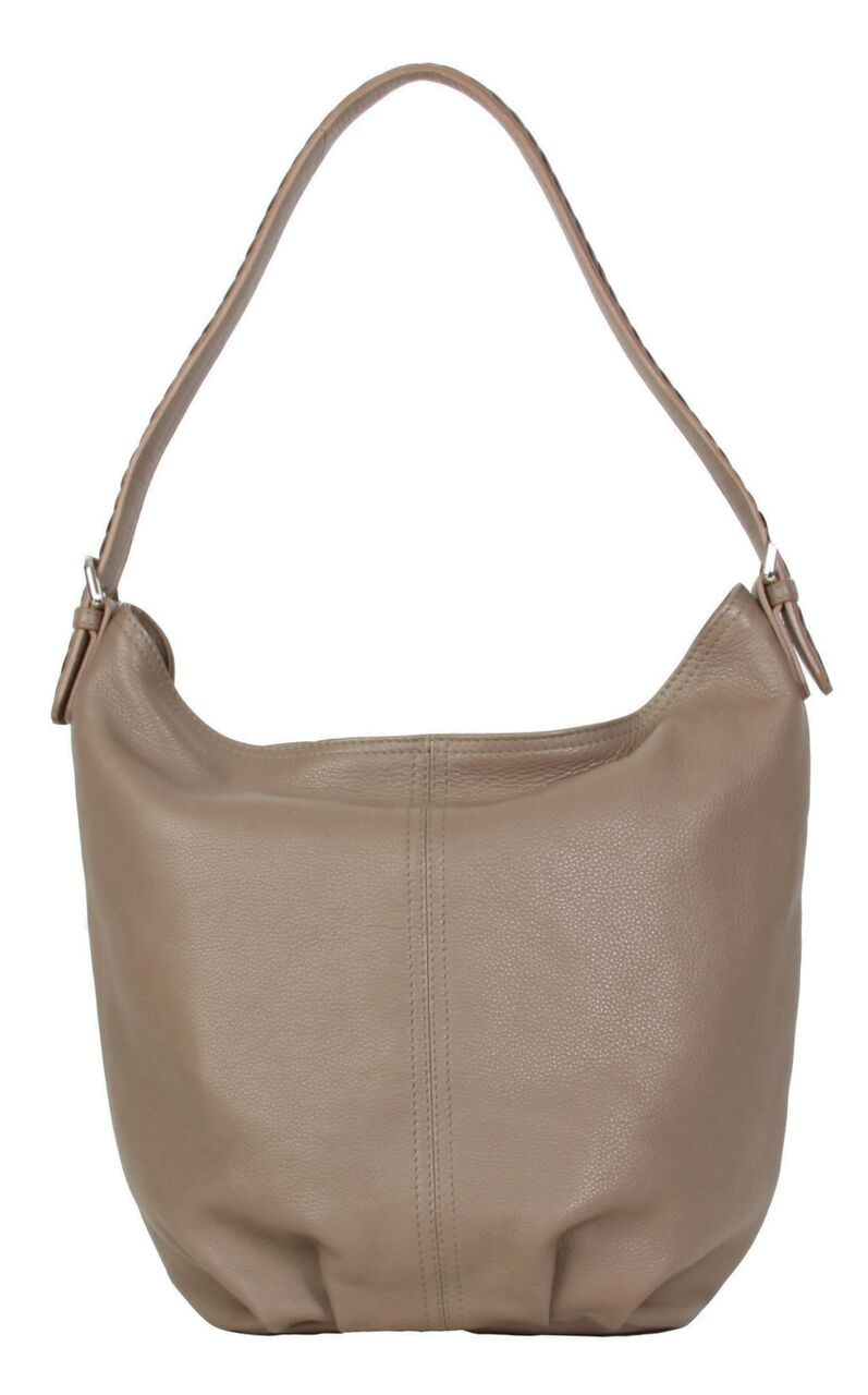 Slouchy Hobo - Taupe