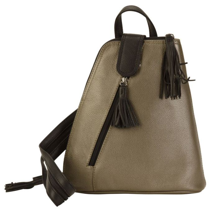 Backpack - Bronze / Black