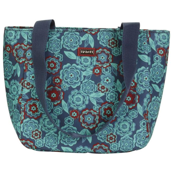 Insulated Lunch Tote - Floral