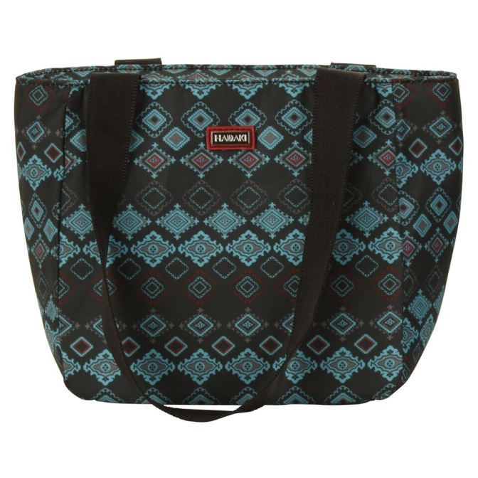 Insulated Lunch Tote - Geo