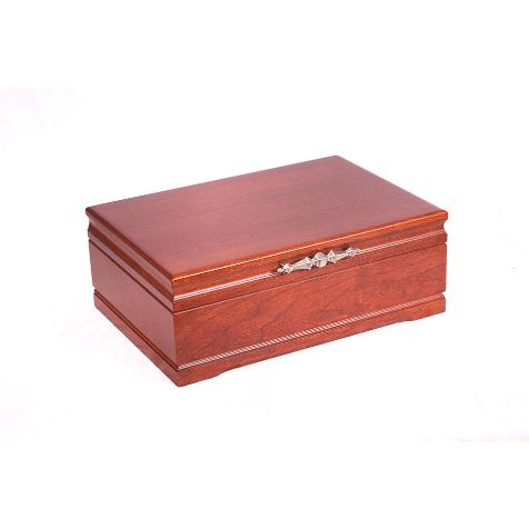 Sophistication Jewel Chest Cherry Finish