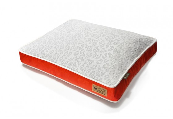 Rectangular Bed - Serengeti - Grey