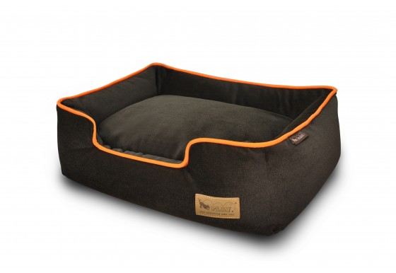 Lounge Bed - Urban Plush - Orange