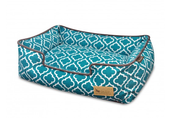Lounge Bed - Moroccan - Teal