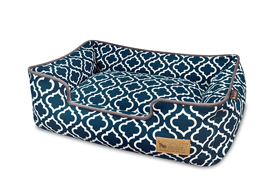 Lounge Bed - Moroccan - Navy