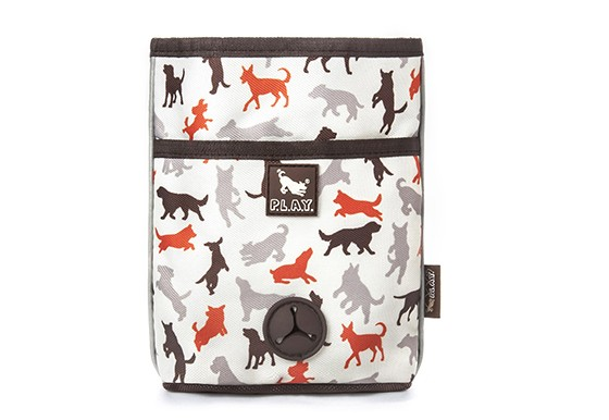 Scout & About - Deluxe Dog Training Pouch - Vanilla