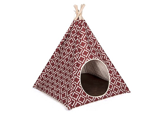 Teepee Tent Moroccan Marsala (New!)