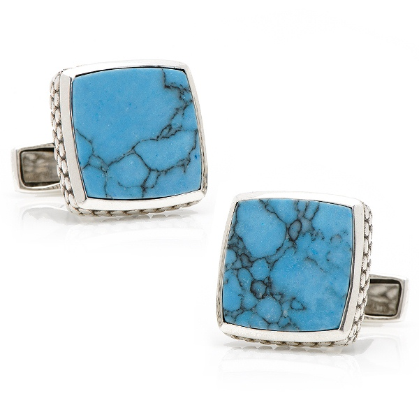 Sterling Classic Turquoise