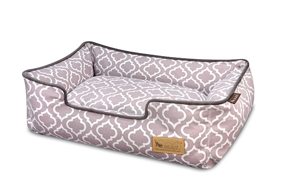 Lounge Bed - Moroccan - Ash