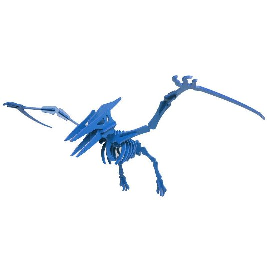 3D Dinosaur Puzzle - Pterodactyl - Komatex PVC - 8 Color Options