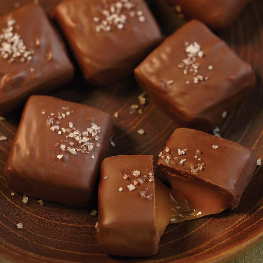 Sea-Salted Caramels Collection