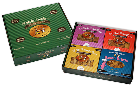 Variety Samplers and Corporate Gifts