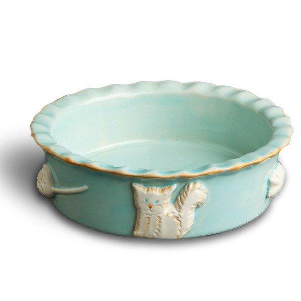 Cat Bowl - Sky Blue