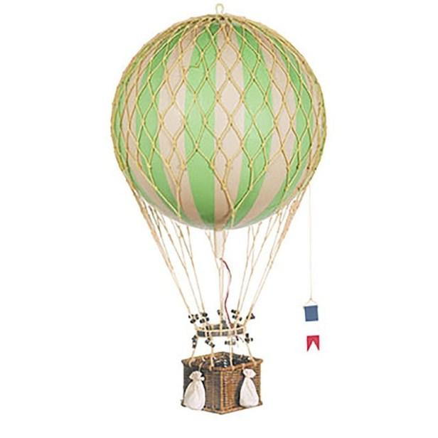 Royal Aero, True Green