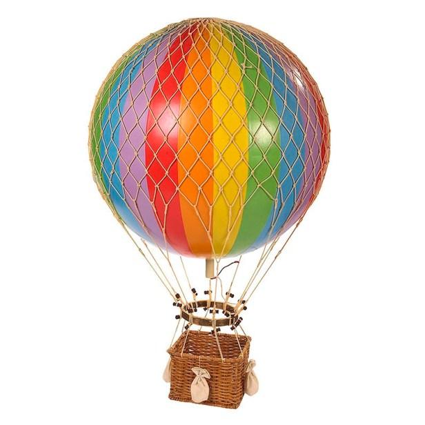 Jules Verne Balloon, Rainbow