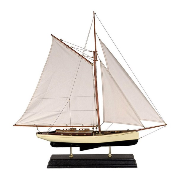 1930s Classic Yacht, Large