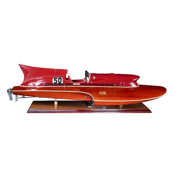 Thunderboat Boat Model