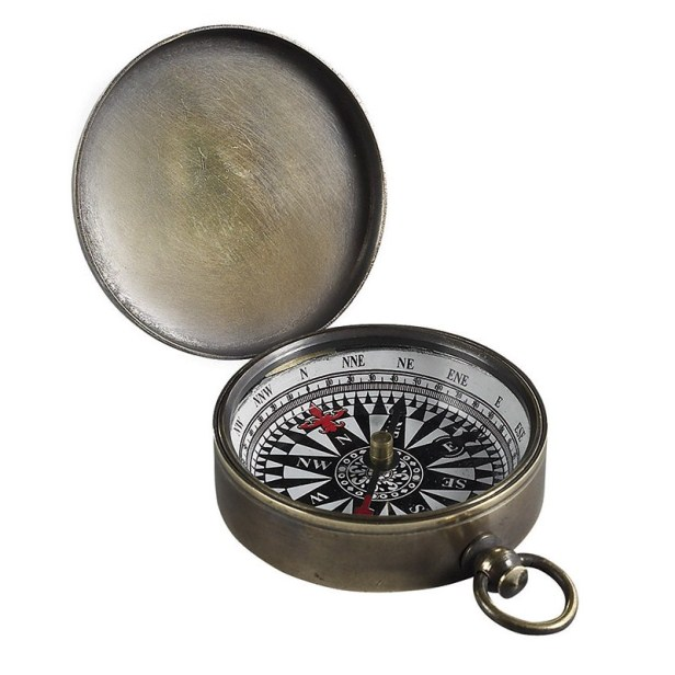 Small Compass, Bronzed