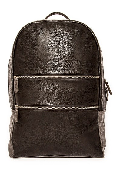 Alpha Backpack - Black & Grey