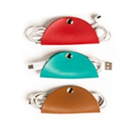 Cord Snaps - 3 Pack - turquoise/ brown/ red