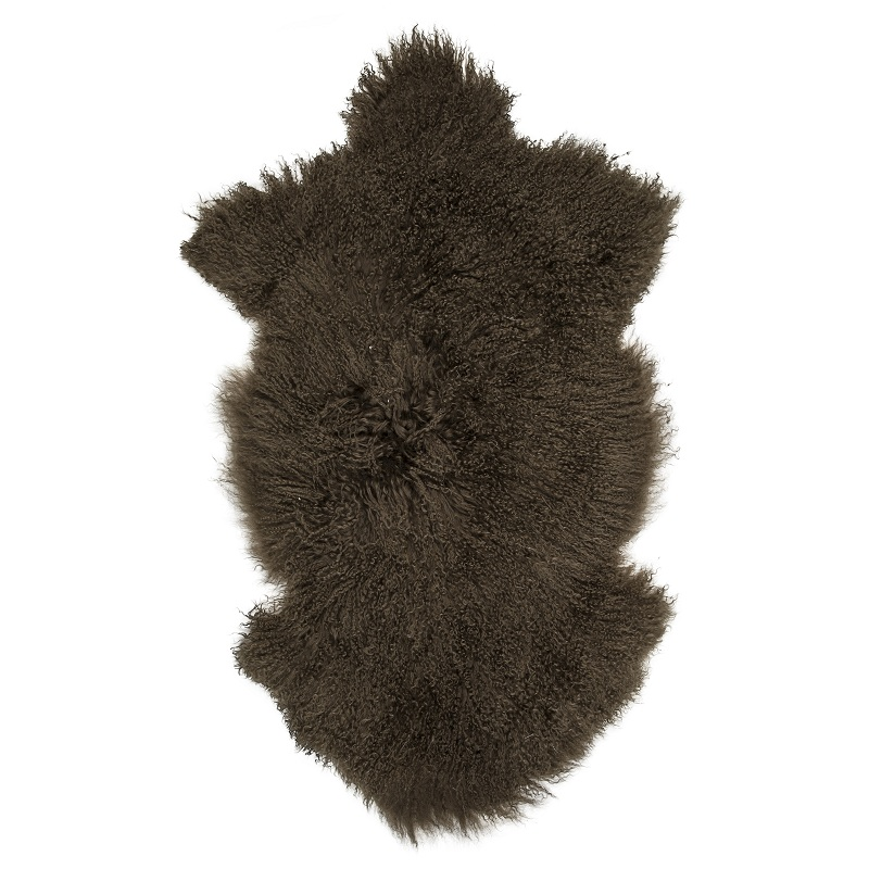 Fuyu Sheepskin Brown