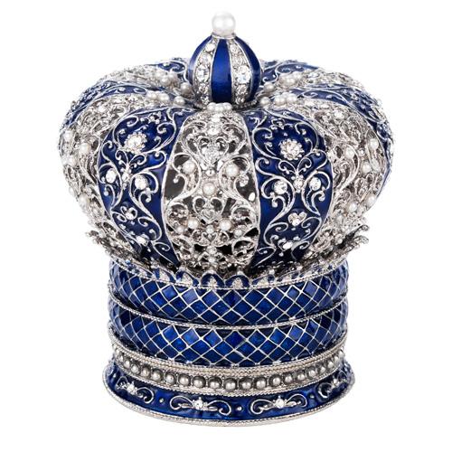 Crown Spice Box