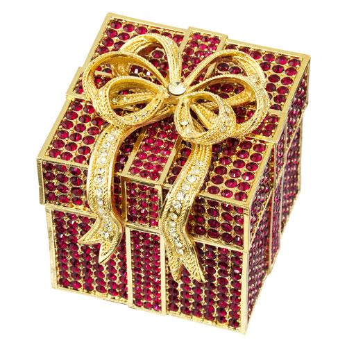 Ruby Pavé Gift Box