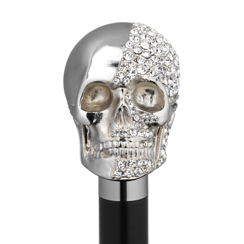 Skull Walking Stick