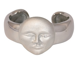 Face Bracelet from the Sun/Moon Collection