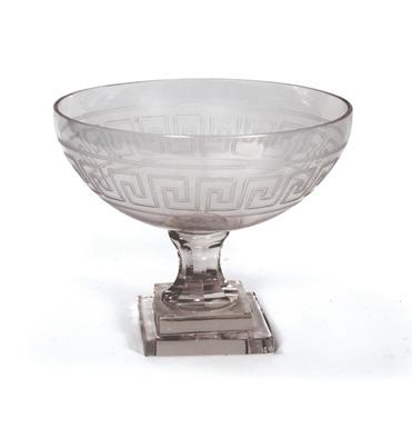Mykonos Pedestal Bowl