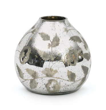 Mercury Tulip Vase