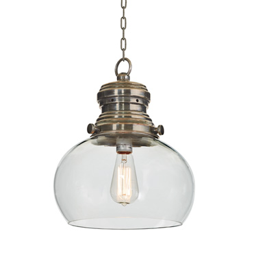 Rotundo Glass Hanging Light