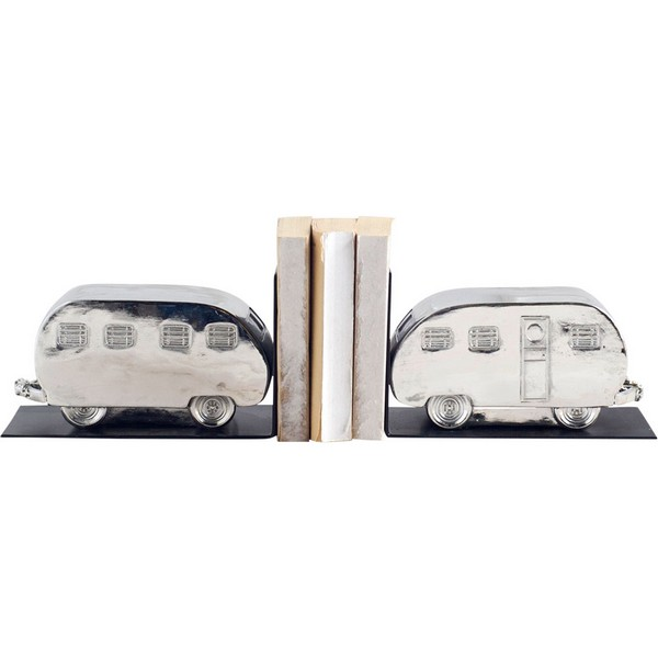 Shasta Camper Book Ends (Set of 2)