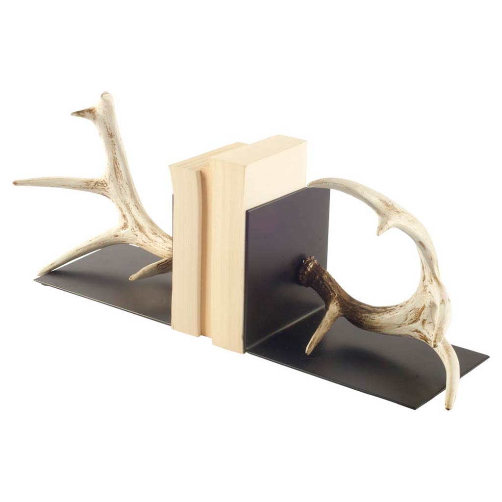 Newark 1 Antler Book Ends