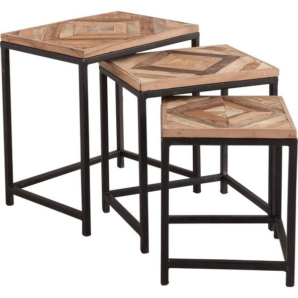 Chancella (Set of 3) Nesting Tables