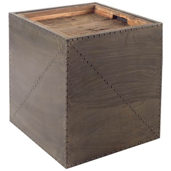 Cubo Accent Table