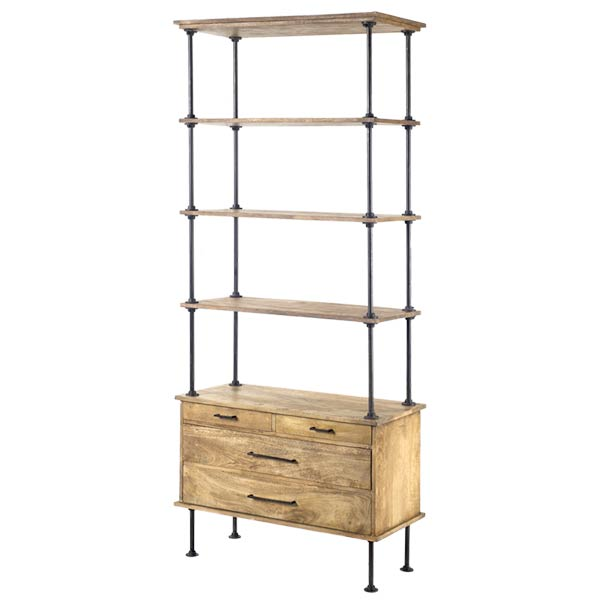 Dinsmore (Box A & B) Shelving