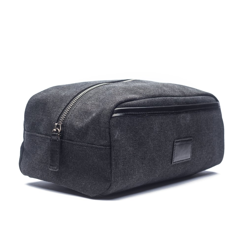 Excursion Toiletry Bag in Black