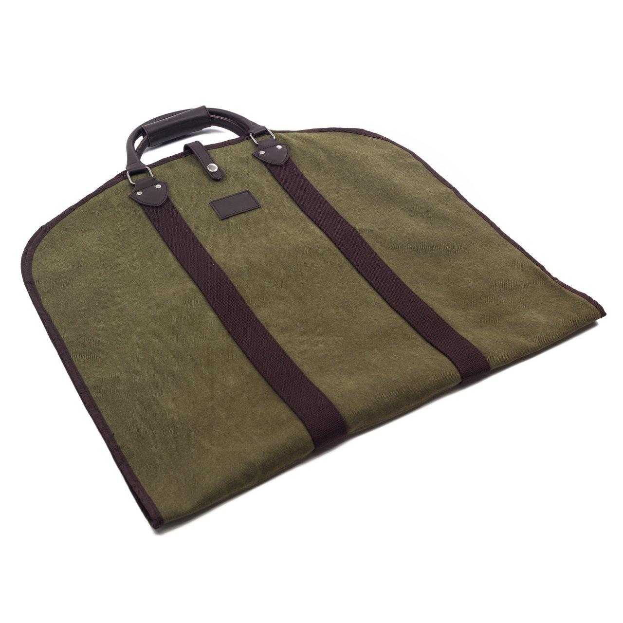 Excursion Garment Bag in Olive