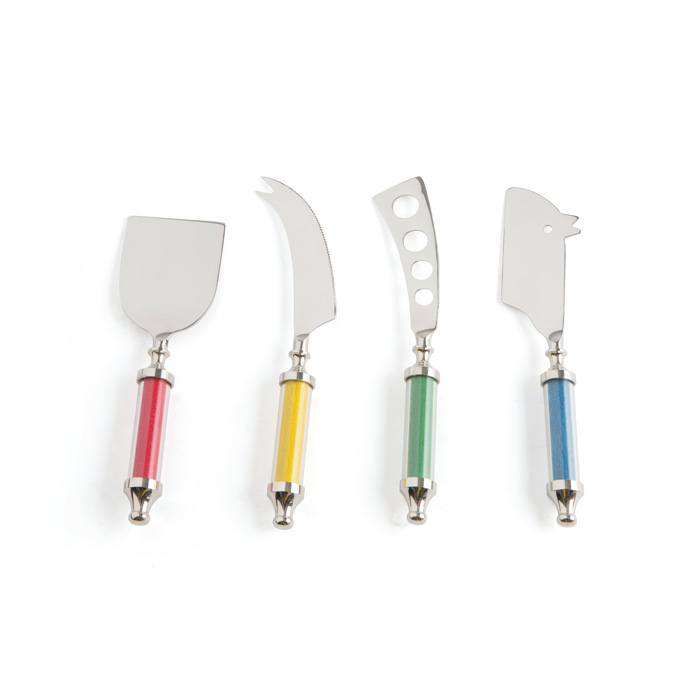 Set of Four Reynolds Cheese Knives