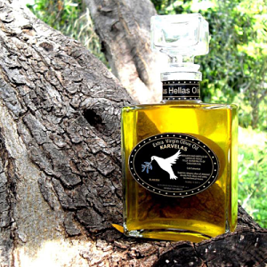 Karvelas Extra Virgin Olive Oil - Small Polished Box with One 200 ML bottle