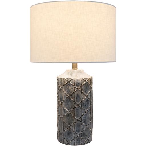 Brenda Blue Lamp