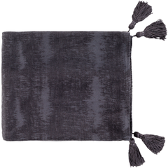 Copacetic Black Throw