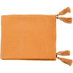 Copacetic Saffron Throw