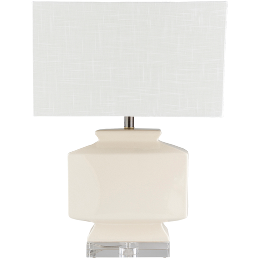 Cutler Ivory Table Lamp