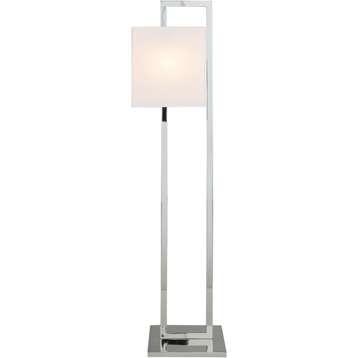 Bethune White Floor Lamp