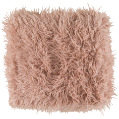 Kharaa Blush Colored Throw