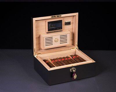 Daniel Marshall Ambiente Cigar Humidor 65 capacity