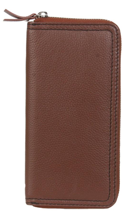 Billfold Wallet - Cognac